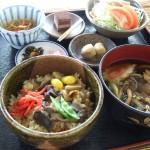 秋の味覚膳団体2015