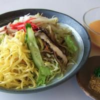 冷やし中華サラダ麺